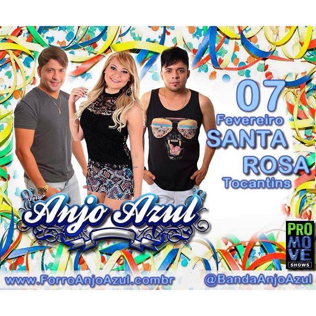 Galera de Santa Rosa do Tocantins/TO estamos chegando dia 07 de fevereiro estamos agitando o carnaval 2016 de Santa Rosa… Leia Mais